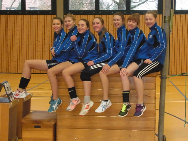 U16w SVM Volleyball